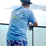 Light Blue T-shirt, XL