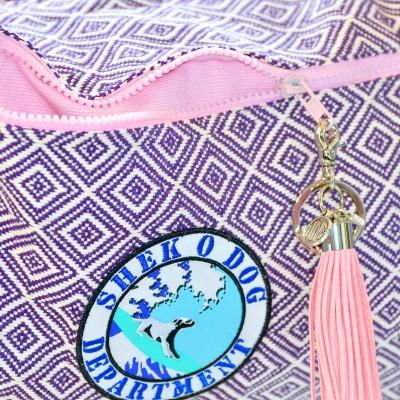Lilac Diamond & Pink