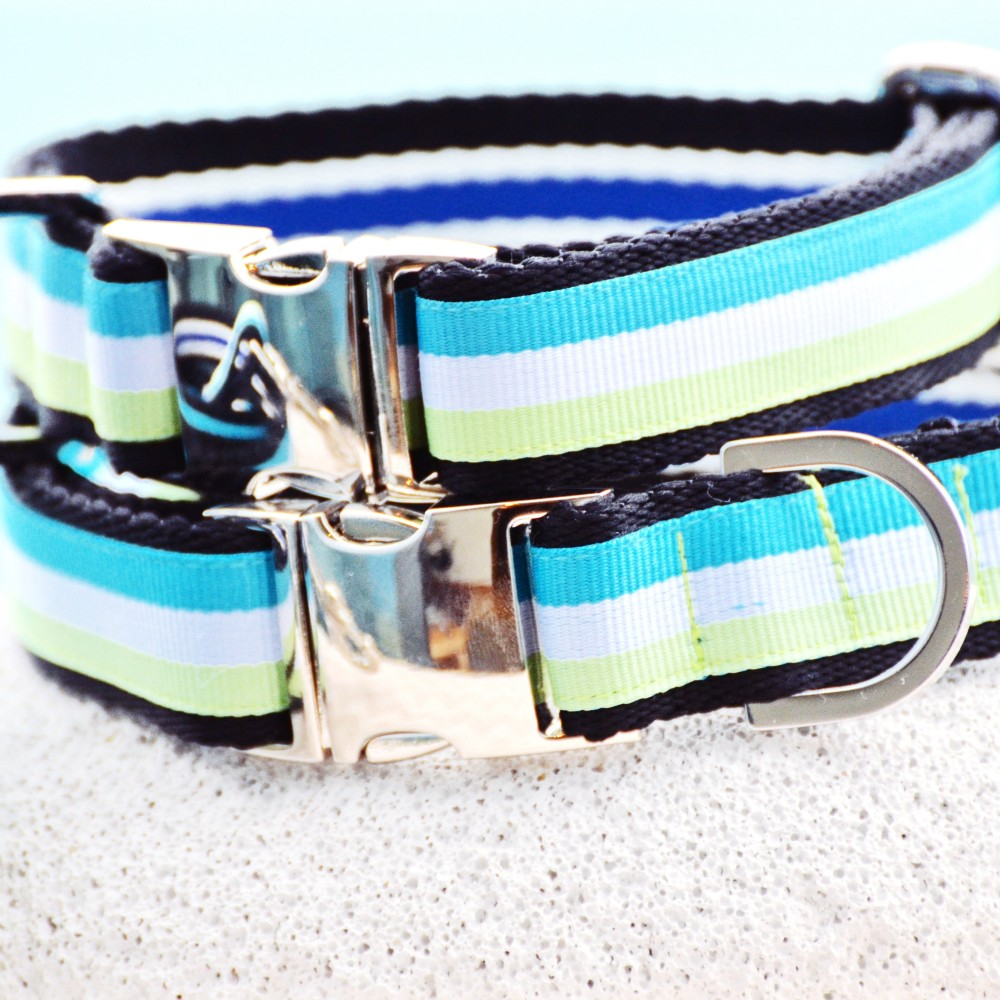 """Endless Summer"" Collar (27 – 37cm)"