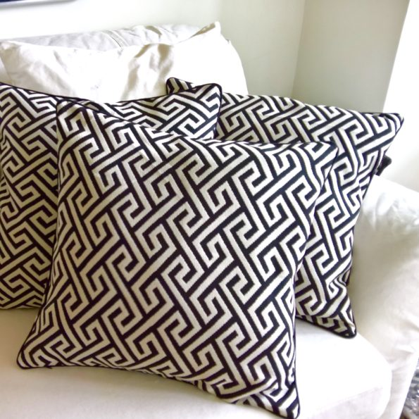 Cushion Covers / Maze