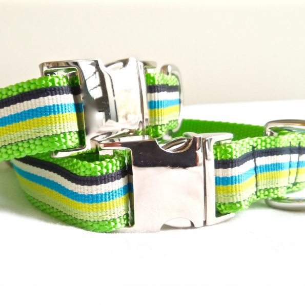 "Small Dog Collar ""Aloha"" (25 – 35cm)"