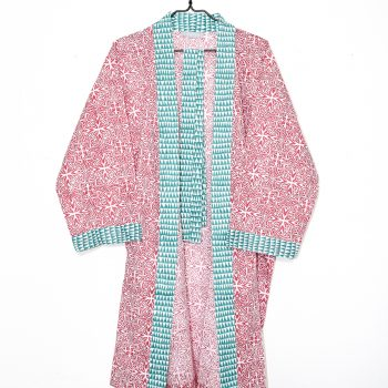 red-green-kimono