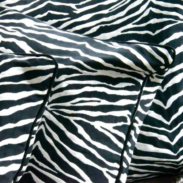 Cushion Covers / Zebra I