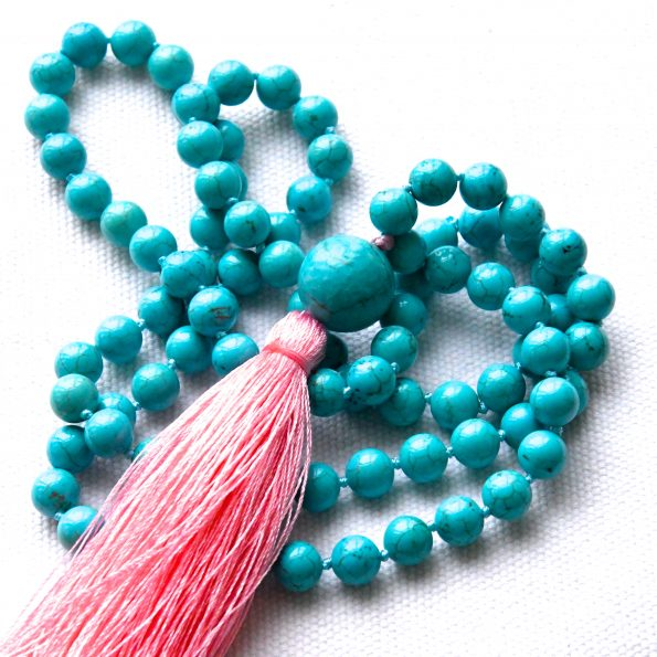 Charity Necklace – Turquoise
