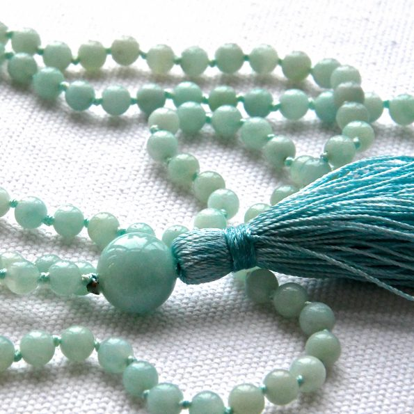 Charity Necklace – Amazonite