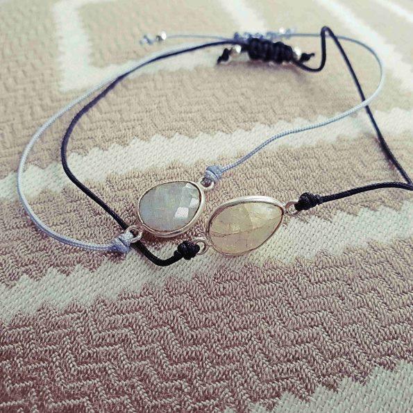 Charity Bracelet – Moonstone
