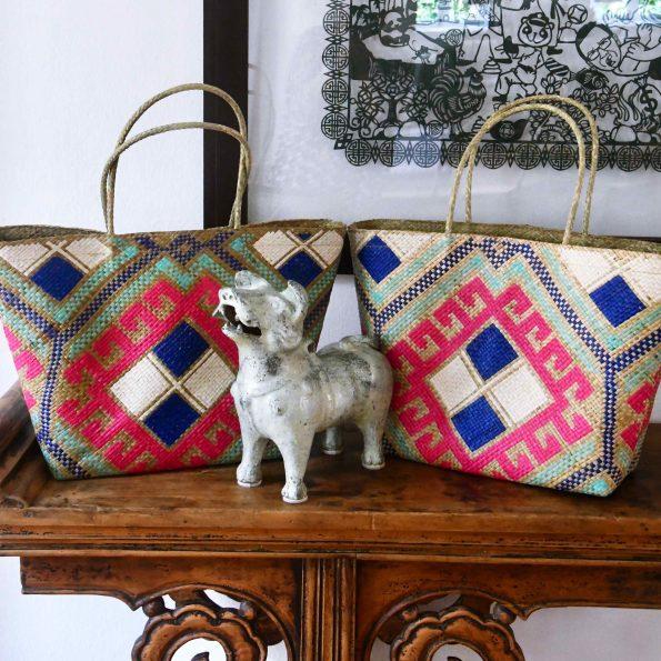 Handmade Ticog Bag / Sassy