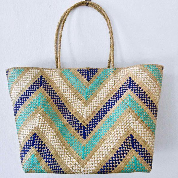 Handmade Ticog Bag / Ocean Spirit
