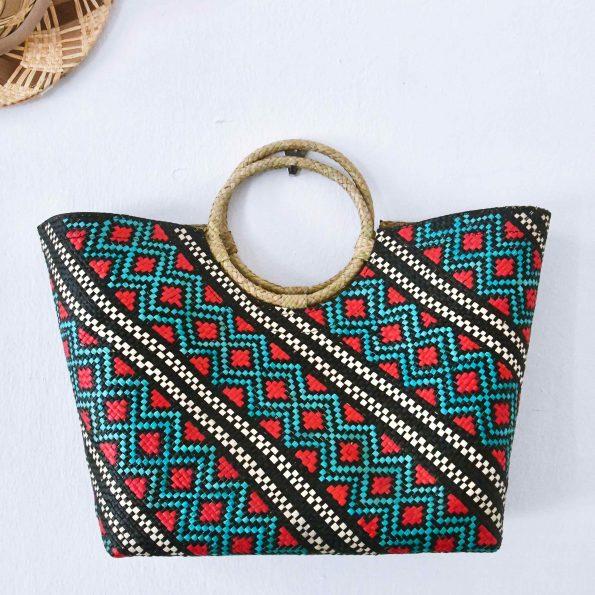 Handmade Ticog Bag / Oh & La!