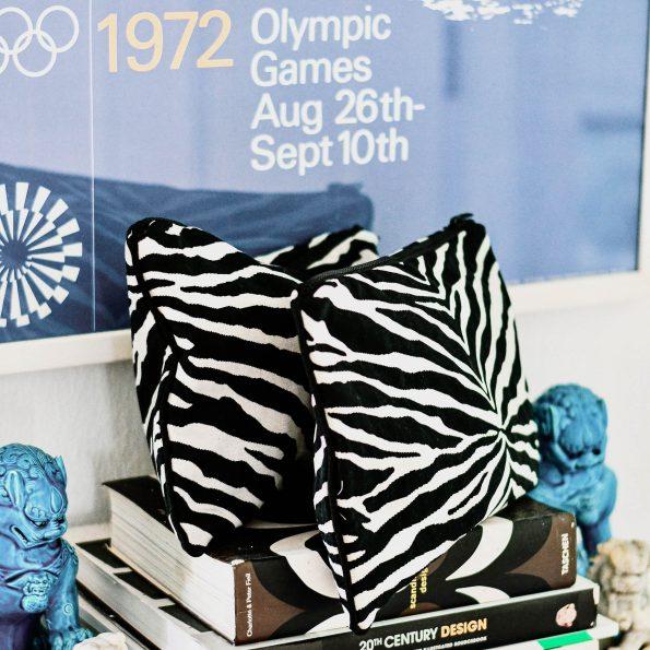 Zebra Pouches